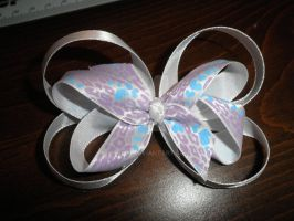 Boutique Bow with Loops by Ayjah