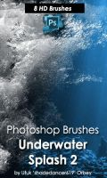 Underwater Photoshop Brushes 2 by shadedancer619