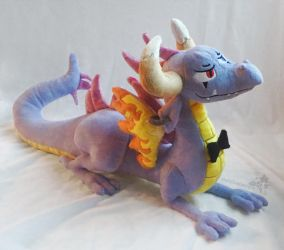 Custom Dragon by HollyIvyDesigns