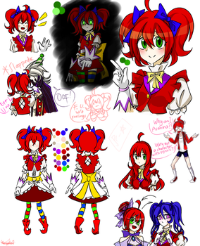 Circus Baby Reference (Remake) by Kristina1224