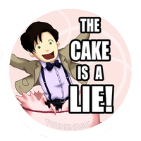 CakeDoctor Button by TwinEnigma