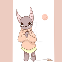Cheap Demon adopt ~Closed~ by Omocup