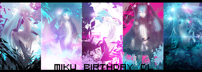 FIXDL Give:TDA MIKU APPEND edit by ThisisKENZ