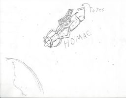 The HOMAC by tozoa