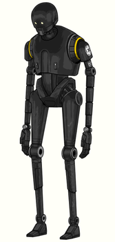 K-2SO Finished by JoeGrafix