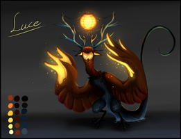 [CLOSED] Adopt Auction : Luce by BelieveTheHorror