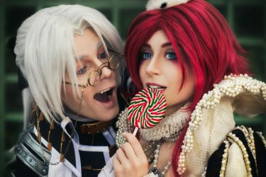 TRINITY BLOOD: sweet tooth by MiraMarta