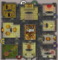 Dungeon Clue by DLIMedia