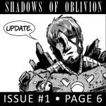 Shadows of Oblivion #1 p6 update by Shono