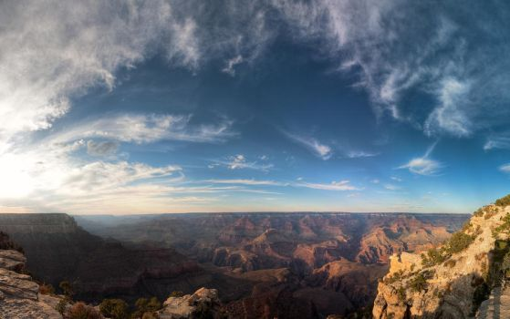Grand Canyon by myINQI