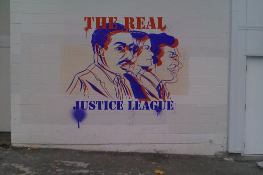 the real justice league by silverleofirius