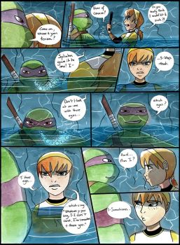 TMNT Frozen heart - Page 7 by Niva-Art