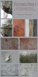 Texture Pack I by fetishfaerie-stock