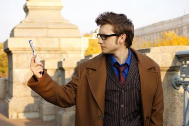 Tenth Doctor cosplay by Tendranor