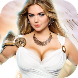 KATE UPTON in GAME of WAR !!! by SmurfyCarl-42