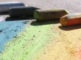 Colorful Crumbs by AlexRider-00Nothing