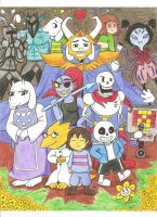 Undertale by DBJay