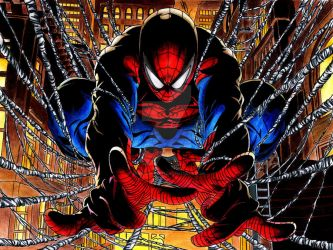 The Avenging Spider-man by pensierimorti