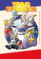 Team Freedom by ThePandamis