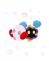 Kirby And Cosmog