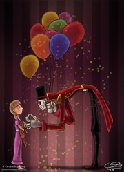 EAMG: Balloons by Curzec