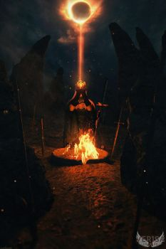 Link the First Flame by ver1sa