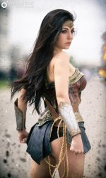 Wonder Woman - Batman v Superman by AmbraAura