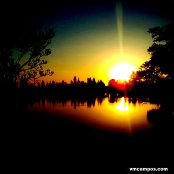 Eastlake Sunset 2013-05-12 by vmcampos