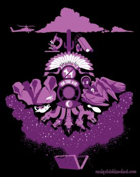 Night Vale Shirt Contest Entry by CurlyStrickland