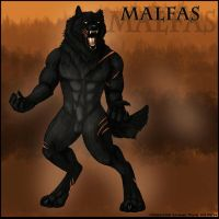 Malfas-commission by Dalkur