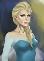 Elsa by TheCharismaPandaXD