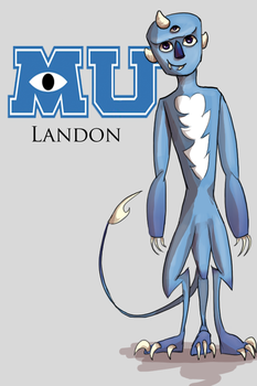 Landon MU Student by wolf-pirate55