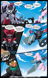 The Pirate Madeline Page90 ROCKET PUNCH by Randommode
