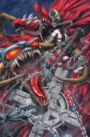 Spawn x Violator by PeejayCatacutan