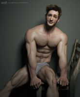 Max Emerson by albron111