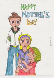 Happy Mother's Day by MSKM2001