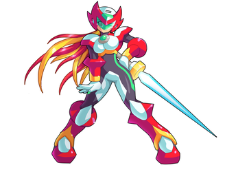 Commission: Zero and Rias Fusion by ultimatemaverickx