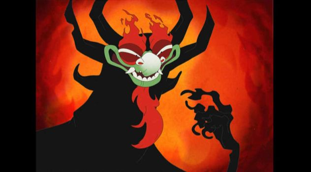 aku spin off when by Wimsi