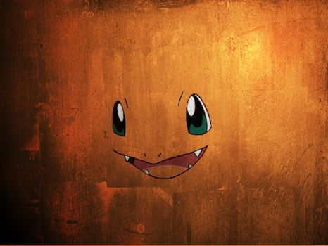 Charmander Grunge by JefferCrack