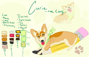 Curie Reference Sheet by CorginautCreations