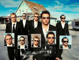 Backstreet Boys Wallpaper by mila-rbd