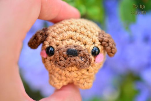 Pug by MissBajoCollection