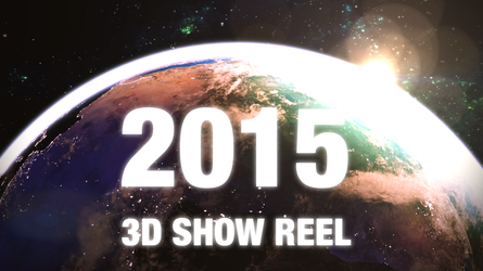 2015 3D Showreel by colossalcake
