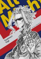 AllMight (3rd version) by Selebushka