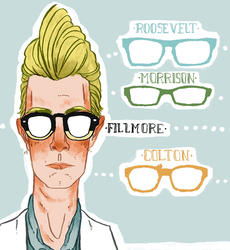 All These Glasses by THEdorkster