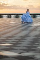 Which way for the ballroom? by daguerreoty-pe