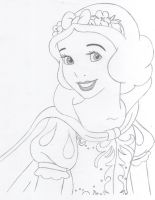 Disney's Snow White by katebushfanatic