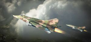 Mikoyan-Gurevich Mig-27  - WIP by rOEN911