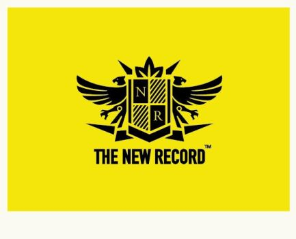 The New Record - Logo by Neverdone