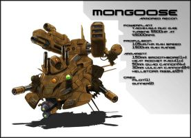 mongoose armored recon by sekido54